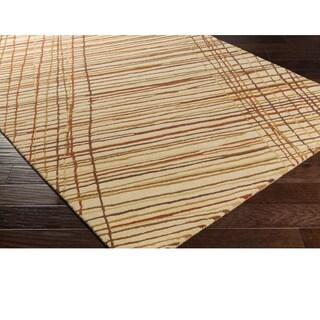 Emma Gardner : Hand Tufted Tiverton Wool Rug (8' x 10')