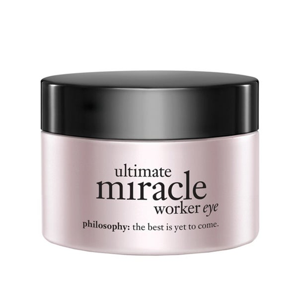 Philosophy Ultimate Miracle Worker Multi-Rejuvenating SPF15 0.5-ounce Eye Cream