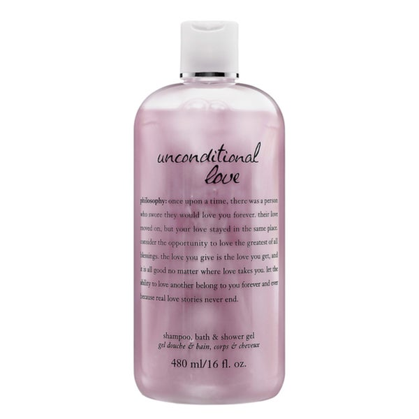 Unconditional Love Perfumed Shampoo, Bath & Shower Gel 17080436
