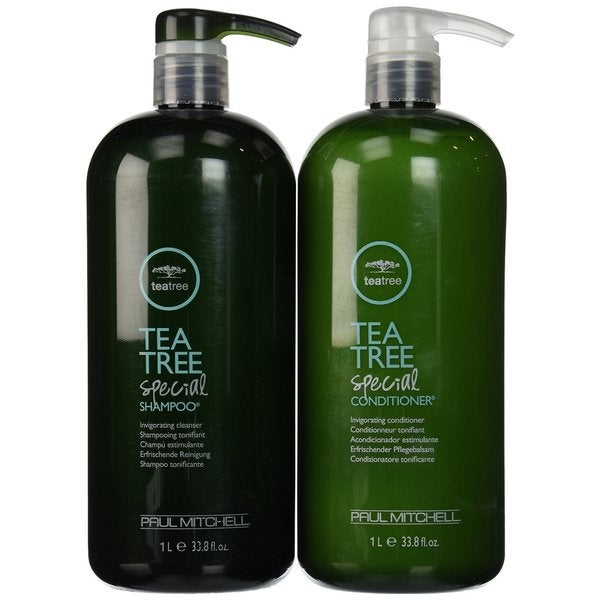 Paul Mitchell Tea Tree Special 33.8-ounce Shampoo and Conditioner Duo