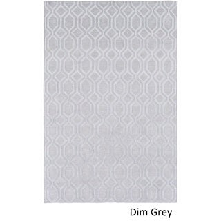 Hand Knotted Rothbury Linen Rug (9' x 13')