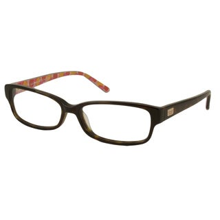 Kate Spade Womens Lorelei Rectangular Reading Glasses