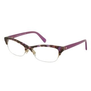Kate Spade Womens Marika Cat-Eye Reading Glasses