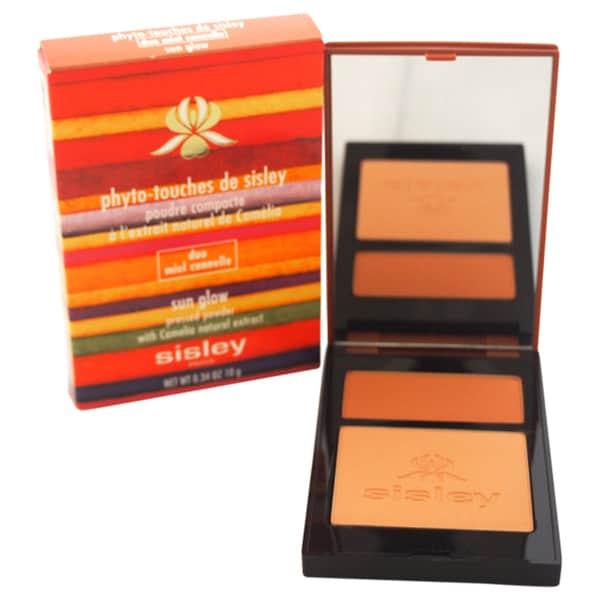 Sisley Phyto Touches de Sisley Sun Glow Pressed Powder Duo Honey Cinnamon