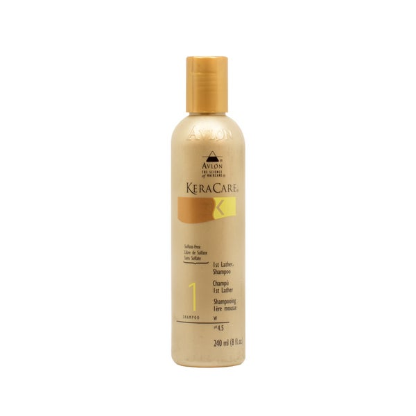 Avlon Keracare 1st Lather 8-ounce Shampoo