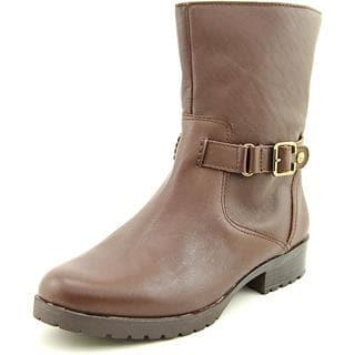 Anne Klein Women's 'Crayton' Leather Boots