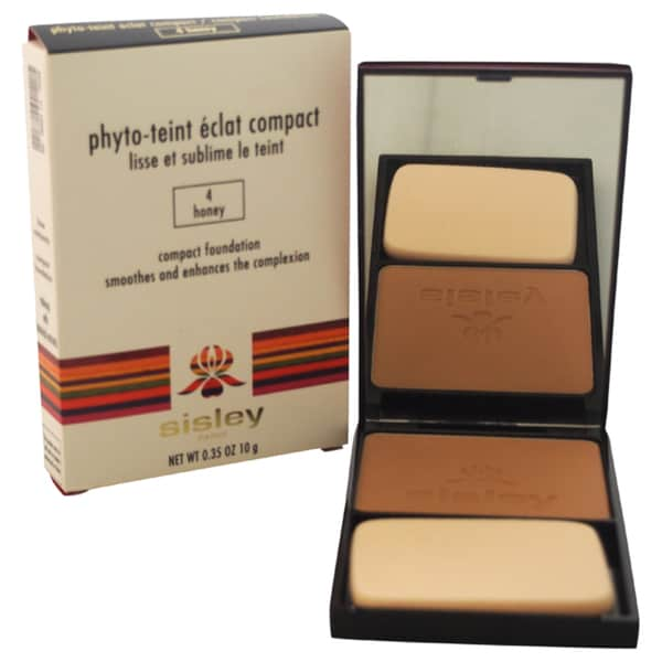 Sisley Phyto-Teint Eclat Compact Foundation #4 Honey