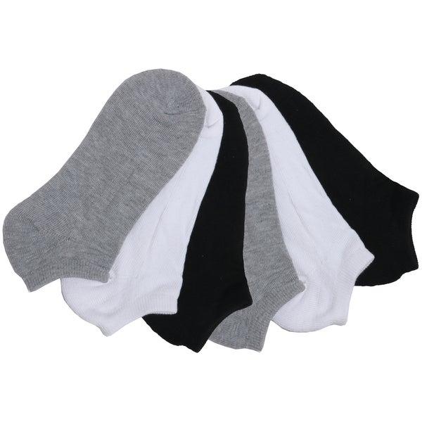 Joan Vass Cushion Sports Sock (Pack of 6)