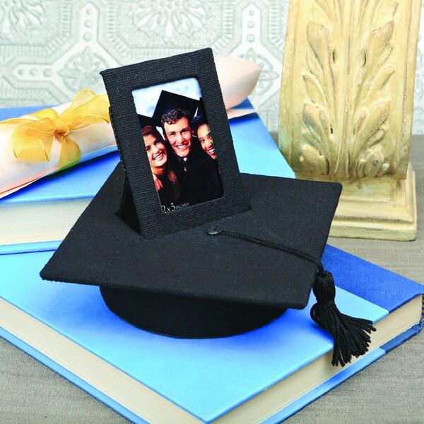 Fashioncraft Graduation Photo Frame and Cap Box