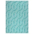 Rizzy Home Glendale Collection GD5950 Accent Rug (5'3 x 7'7)