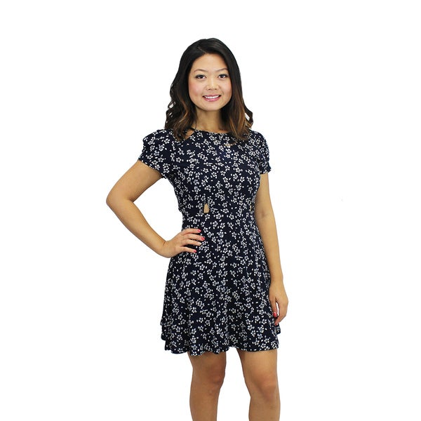 Relished Women's Navy East of Eden Dress