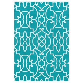 Rizzy Home Glendale Collection GD5949 Accent Rug (7'10 x 10'10)