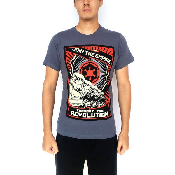 "Star Wars Men's ""Join the Empire"" Graphic T-Shirt"