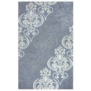 Rizzy Home Lancaster Collection LS9562 Area Rug (9' x 12')
