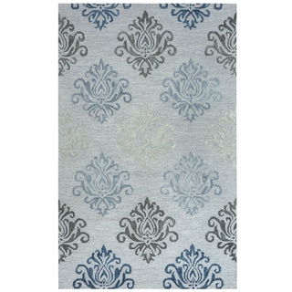 Rizzy Home Lancaster Collection LS9563/66 Area Rug (9' x 12')