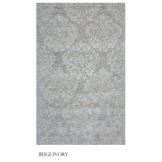 Rizzy Home Marianna Fields Collection MF9589 Area Rug (9' x 12')