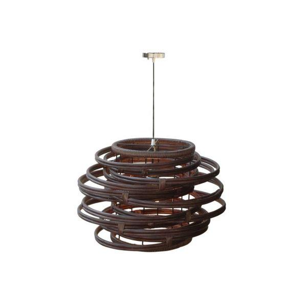 Thompson Drum Hanging Lamp M