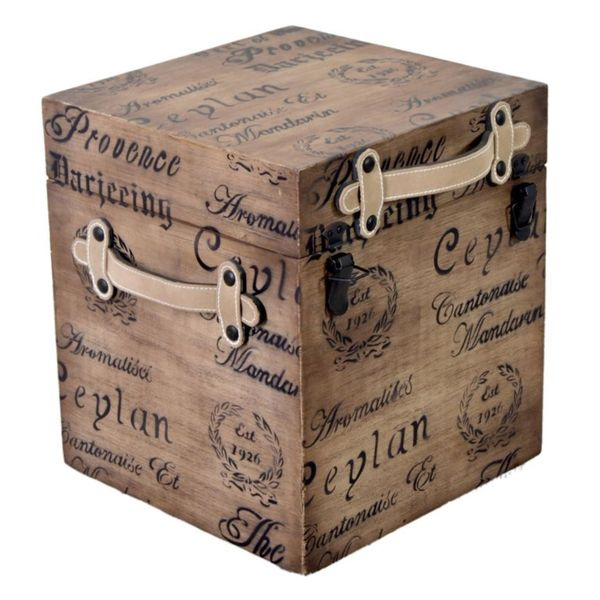 Box vintage Trunk