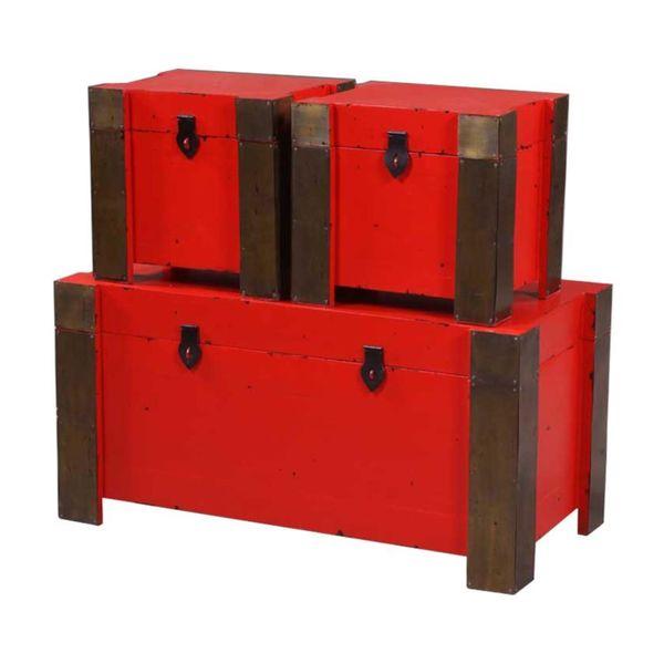 Elder nesting treasure chest
