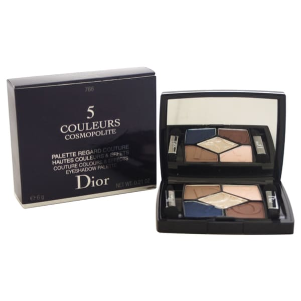 Dior 5 Couleurs Cosmopolite Eyeshadow Palette 766 Exuberante