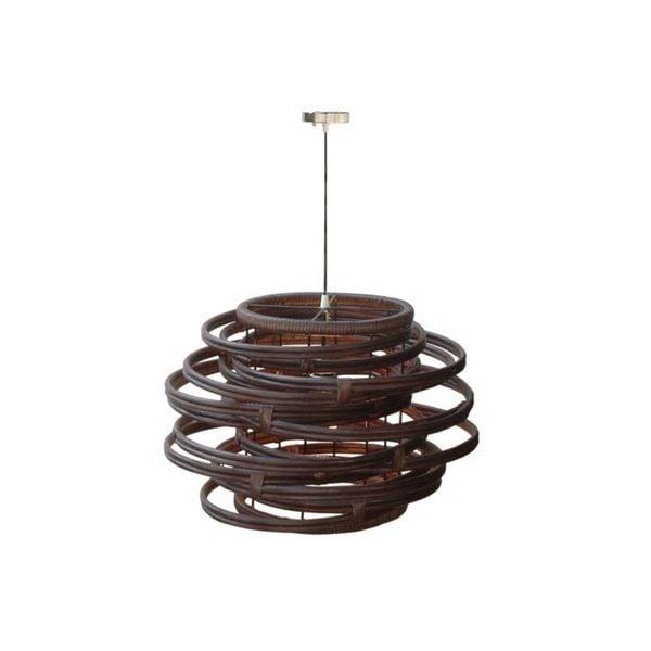 Thompson Drum Hanging Lamp L