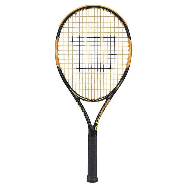 Wilson Burn 25S Junior Tennis Racquet Sports Gear