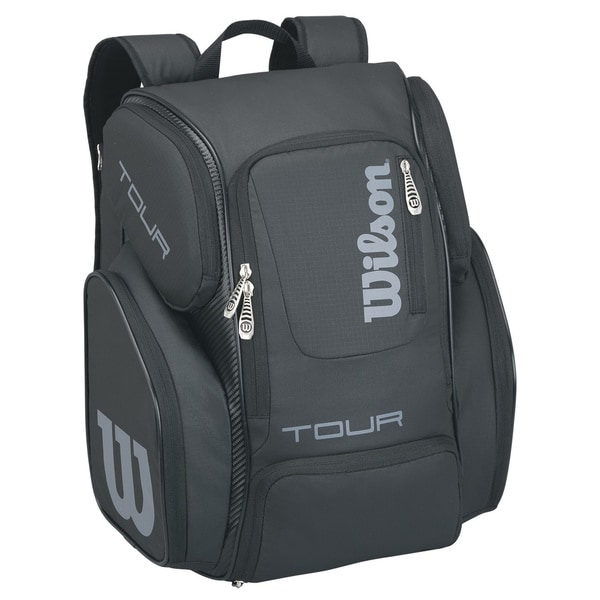 Wilson Tour V Large Backpack Black