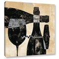 ArtWall Daphne Brissonnet's Wine Selection 1, Gallery Wrapped Canvas