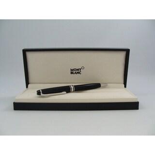 MontBlanc Meisterstuck Platinum Line Classique Ballpoint Pen - Black
