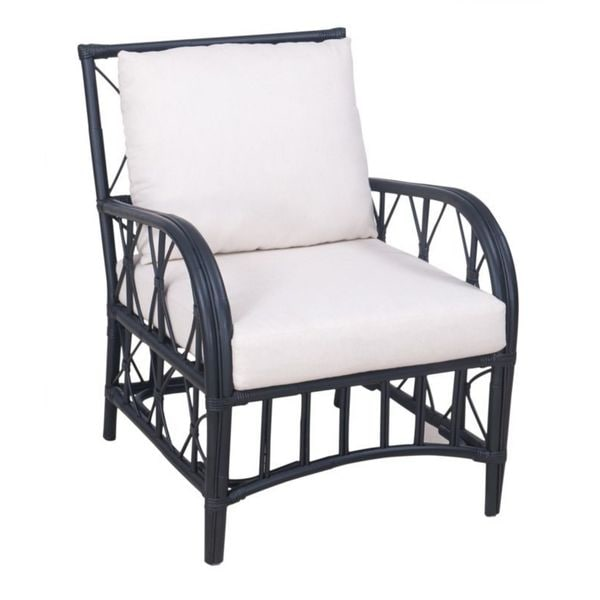 Bonner Rattan Occasional Chair
