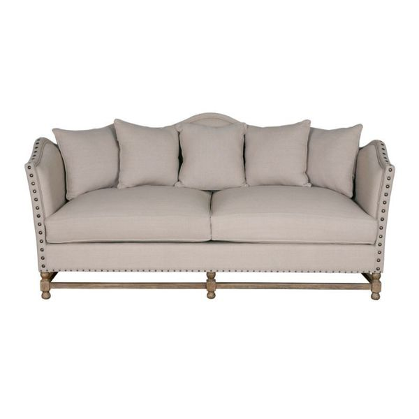 Eden Sofa Walnut