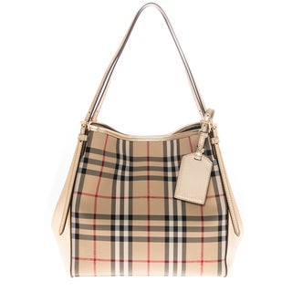 Burberry Small Canter in Horseferry Check