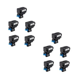 10PK Compatible A0X5130 toner Cartridges For QMS Magicolor 4750 4750DN 4750EN ( Pack of 10)