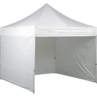EZ UP ES100S White Instant Shelter Canopy