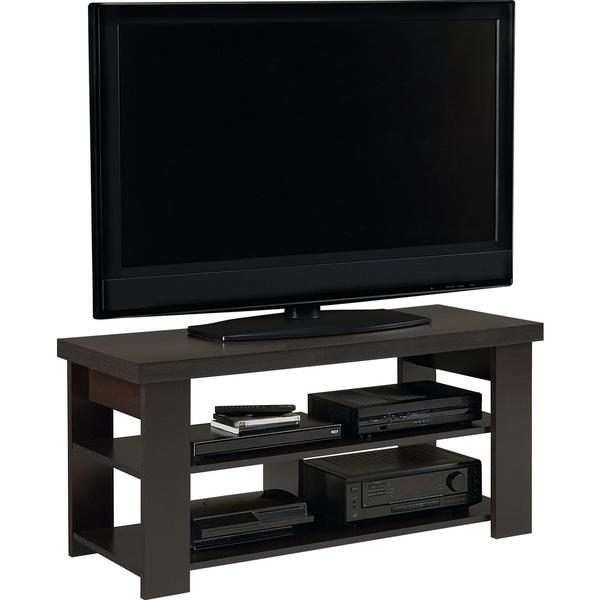 Altra 47 inch Black Forest Hollow Core TV Stand