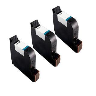 3PK C8842A HP Compatible Ink Cartridge For Pitney Bowes HP C8842A Pitney DA400 DA500 DA700 DA900 ( Pack of 3 )