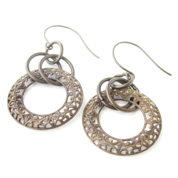 Eternal Full Circle Earrings