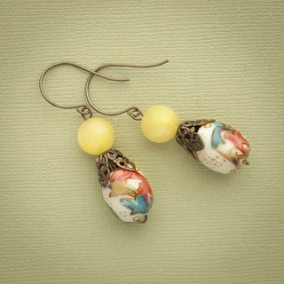 Victoria Meadow Earrings