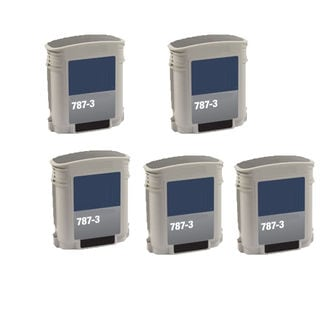 5PK 787-3 Compatible Ink Cartridge For Pitney Bowes Connect+ 1000 2000 3000 ( Pack of 5 )