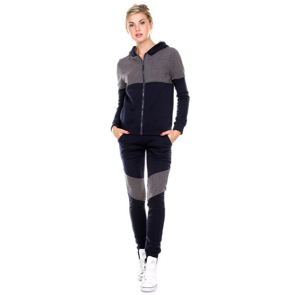 Stanzino Women's 2-Piece Warm Tracksuit