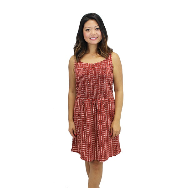 Women's Cherry Balsamic Parfait Dress