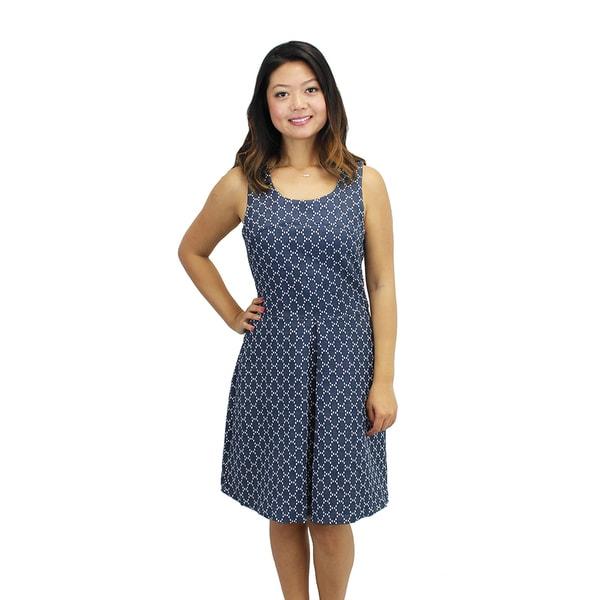 Women's Dotted Lockets Dress