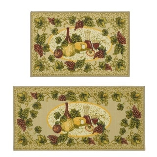 Chianti 2-piece Accent Rug Set