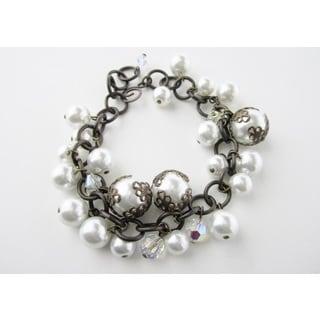 Royal Vintage Pearl Bracelet