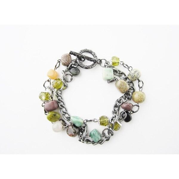 Gem Elegance Bracelet