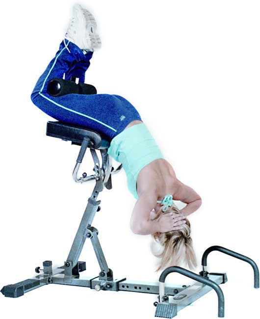 ironman 4000 inversion table manual