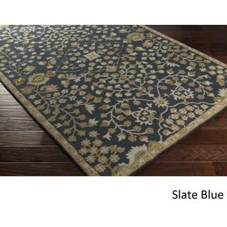 Hand Tufted Sain Wool Rug (4' x 6')