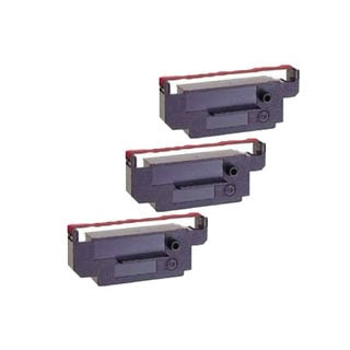 3PK Compatible IR-51BR Ribbons For Citizen 150 200 560 562 930 ( Pack of 3 )