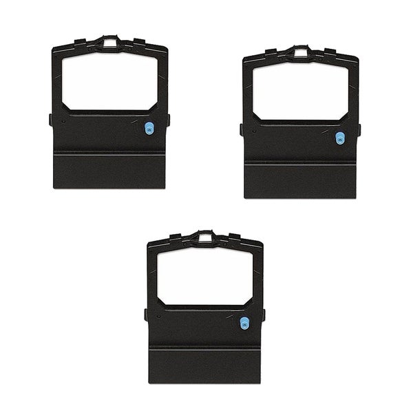 3PK Compatible 52104001 Ribbons For OKI ML-180 190 320 380 390 Series ( Pack of 3 )