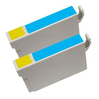 2 Pack Epson T200220 Compatible Ink Cartridge for Epson XP200 XP300 (Pack of 2)